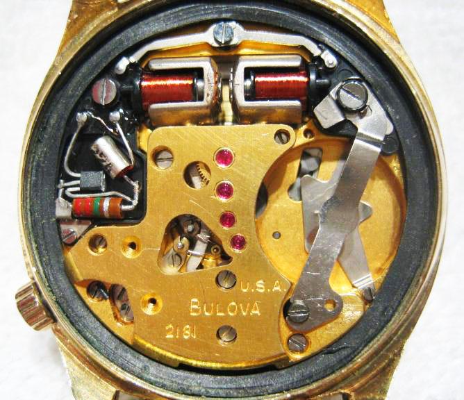 bulova accutron 216 tuning fork