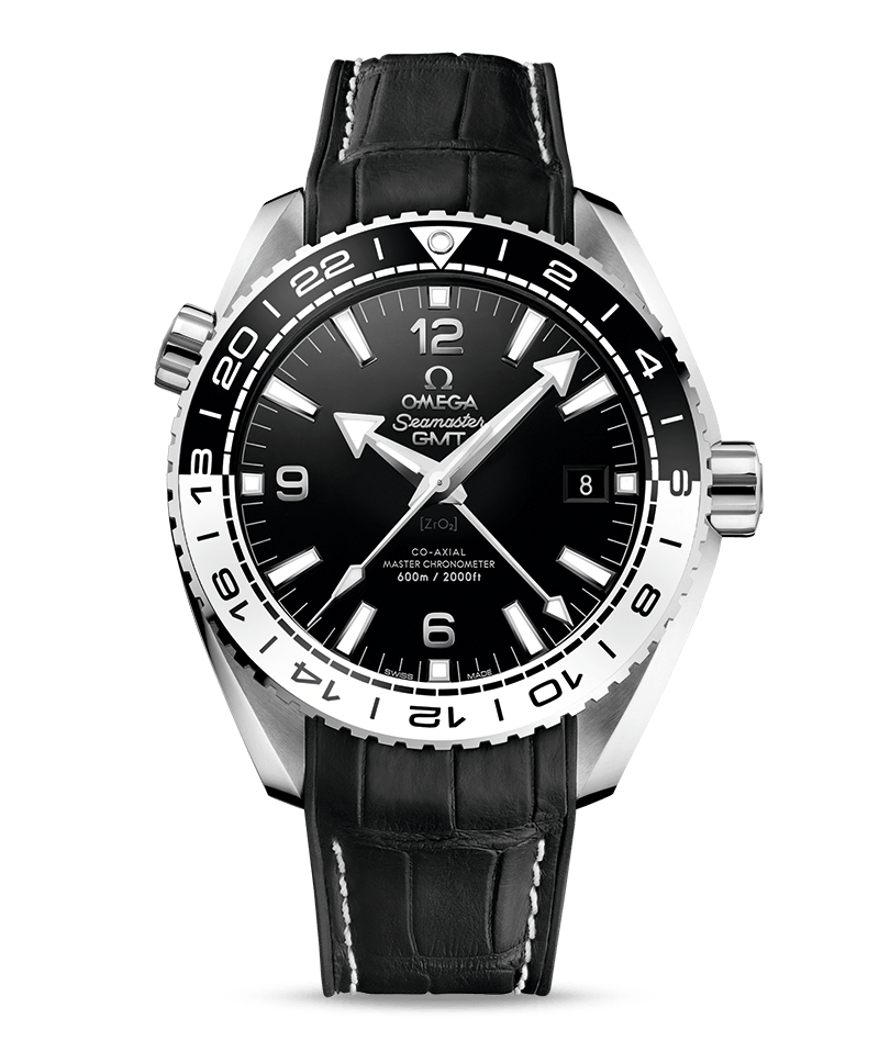 Omega Planet Ocean GMT Night and Day