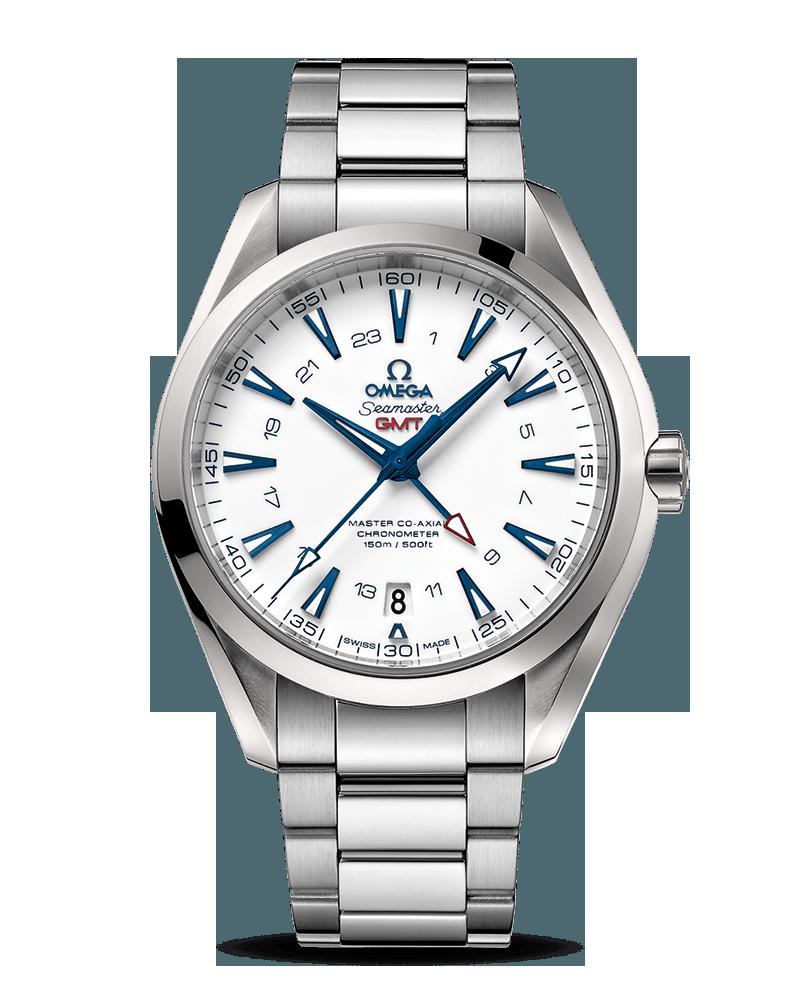 Omega Seamaster Aqua Terra GoodPlanet GMT