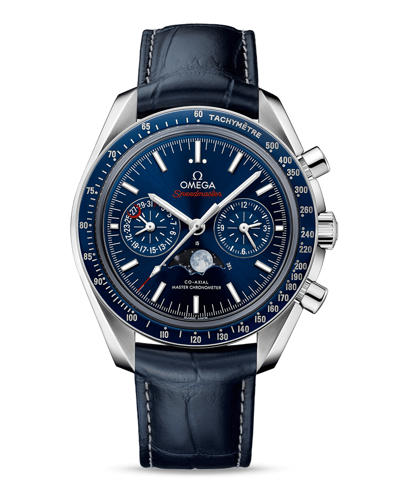 Omega Moonphase Speedmaster Chronometer