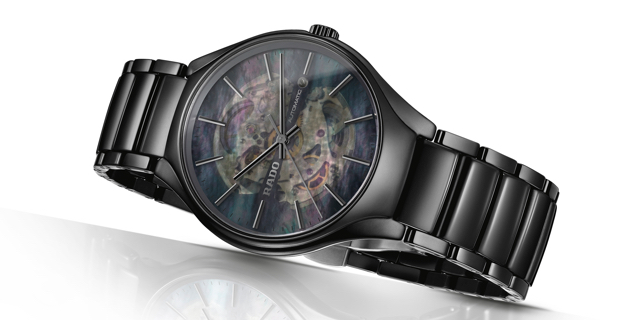 rado true open heart limited edition award winner
