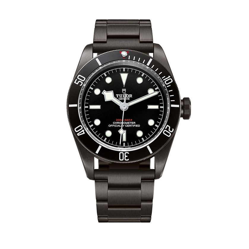 Tudor Black Bay Dark PVD