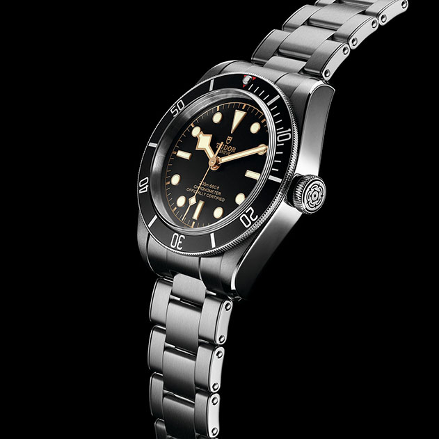 Tudor Black Bay's new Rivet Bracelet