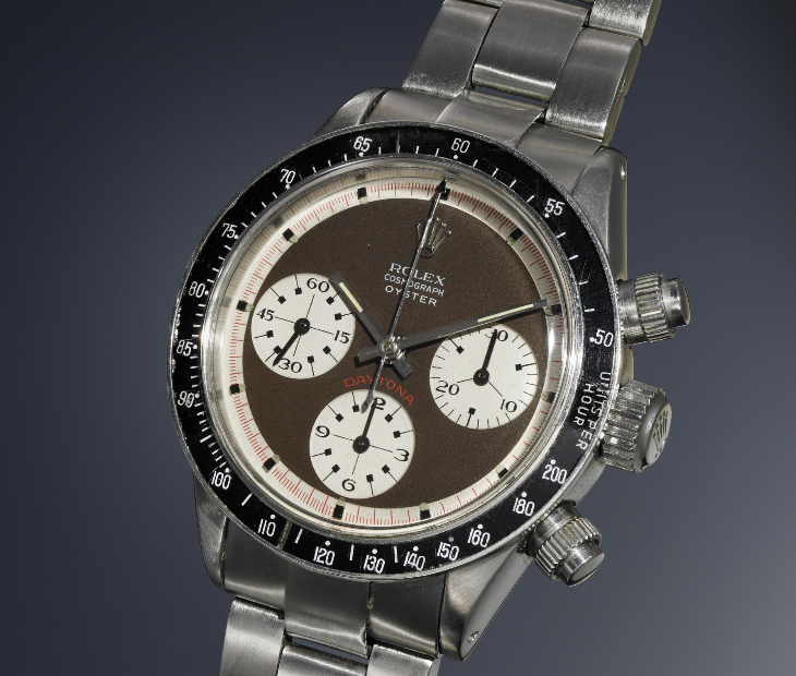 paul newman rolex daytona 6263 chronograph watch